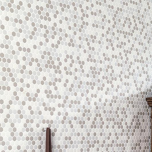 Revestimiento de mosaico L'Antic Colonial - Glaze / Porcelanosa Grupo