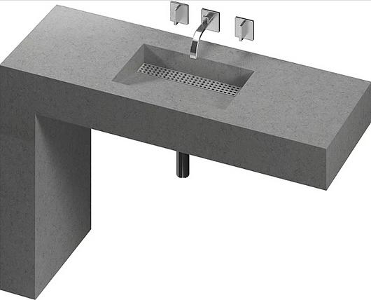 Equilibrium | Lavatório para banheiros em Silestone® - Bath Collection Washbasins | Cosentino