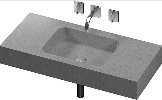 Exclusive | Lavatório para banheiros em Silestone® - Bath Collection Washbasins | Cosentino