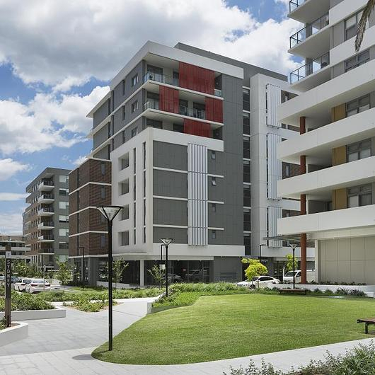 ExoTec Panel and System inMacquarie Park