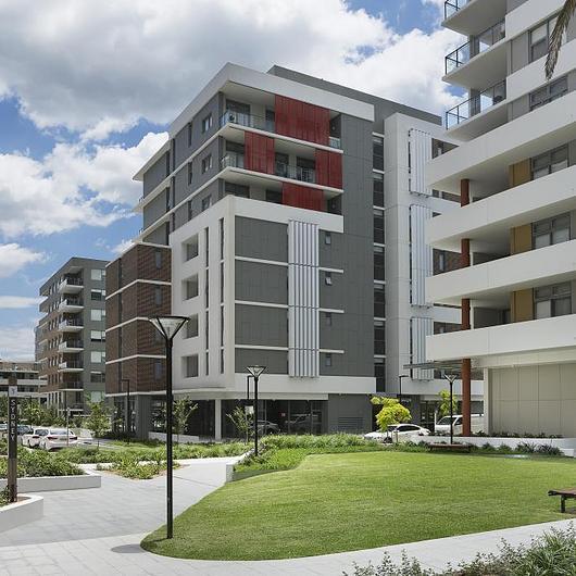 ExoTec Panel and System inMacquarie Park / James Hardie Australia