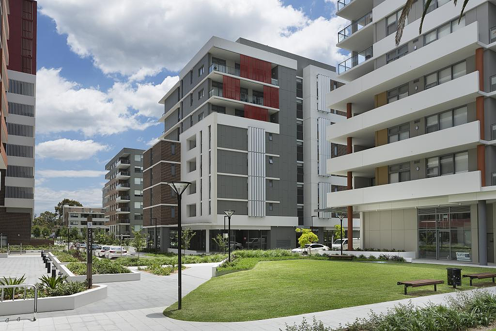 ExoTec Panel and System in Macquarie Park