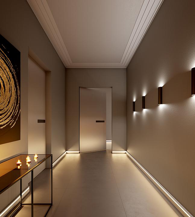 Perfiles Lighting® para iluminación indirecta