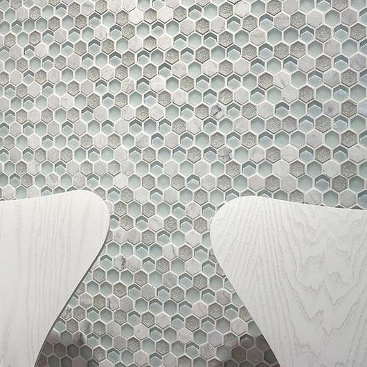Revestimiento de mosaico L'Antic Colonial - Aura / Porcelanosa Grupo