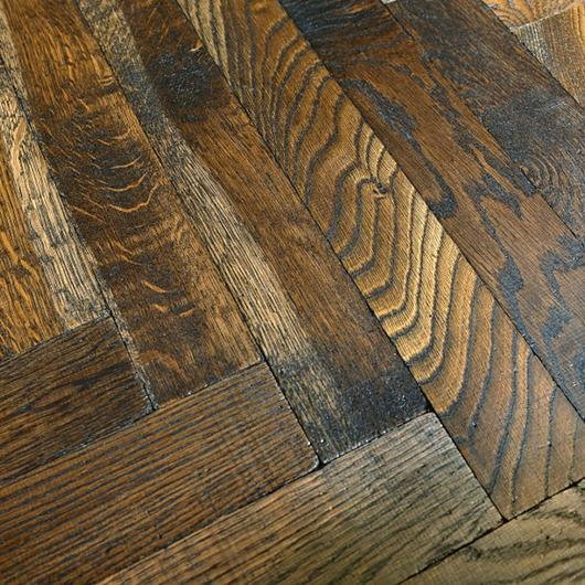 Pisos de madera de roble Parquet ESCO / Nuprotec