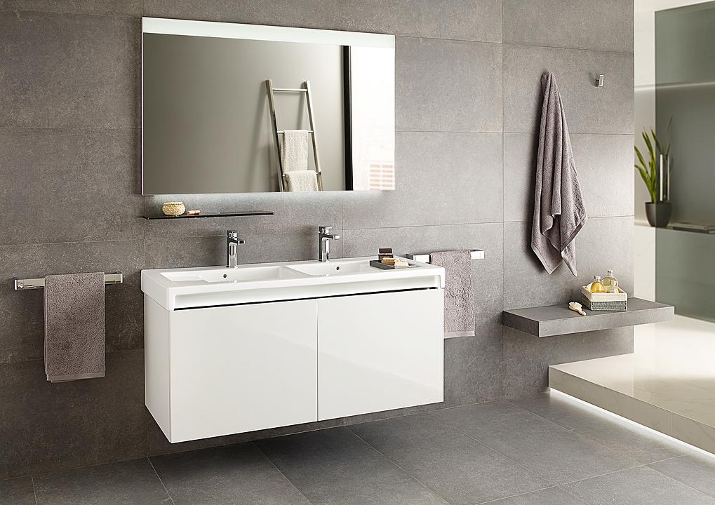 Mueble de baño Stratum / Roca