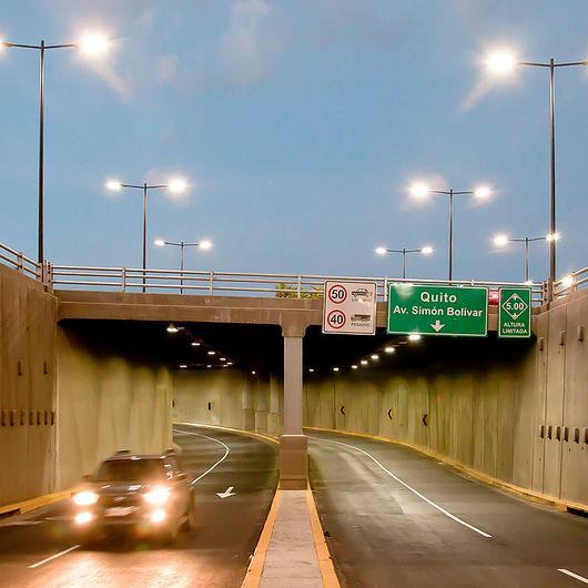 Luminarias para túneles - GL2 Compact