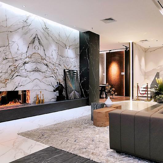 Sintered Stone - Calacatta Luxe