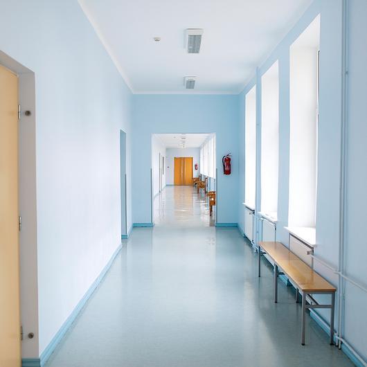 Pinturas fotocatalíticas para hospitales