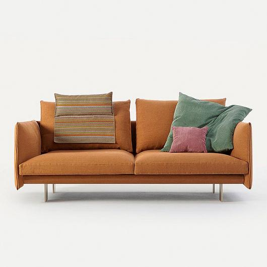 Sofa and Poof - Deep Collection