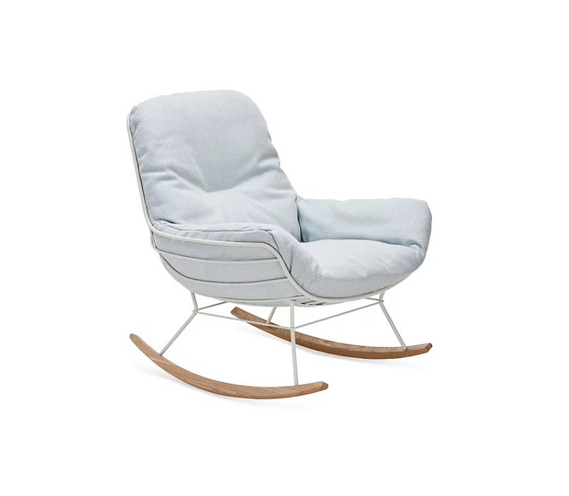 Rocking Lounge Chair - Leyasol
