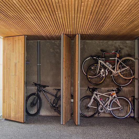 Timber Cladding - Luna Triple Shadow