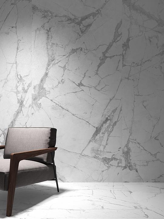 Revestimiento Ductile - Serie Blanc