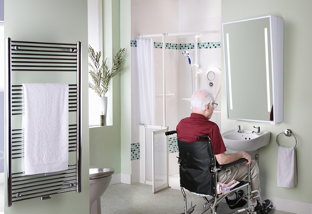 Mirror-lux Assist Medicine Chest