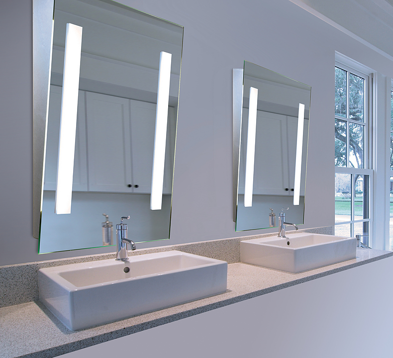 Mirror-Lux LED Illuminated Mirror