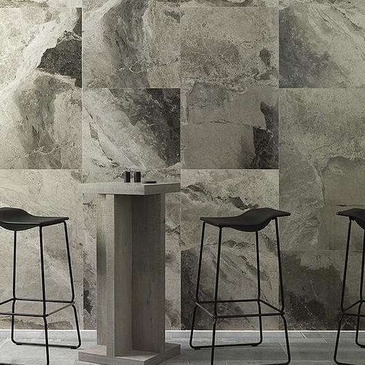 Revestimiento de piedra natural - Nairobi Grey / Porcelanosa Grupo