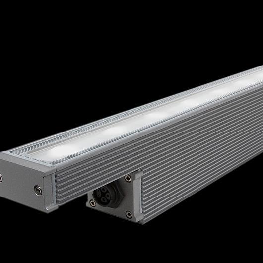 Linear LED Luminaires Lumenfacade / Lumenpulse