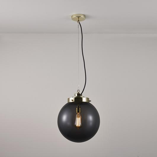 Medium Globe Pendant Light