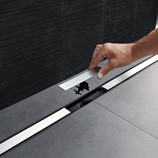 Shower Channels - CleanLine