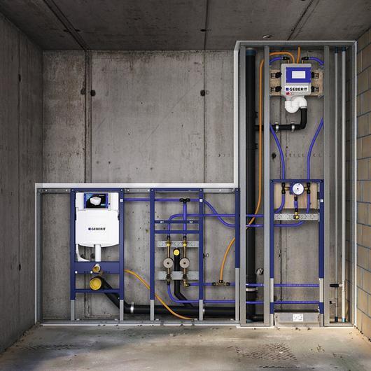 Sanitary Installation Systems / Geberit