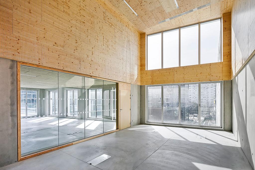 Solid Wood Panels - Ignipli®