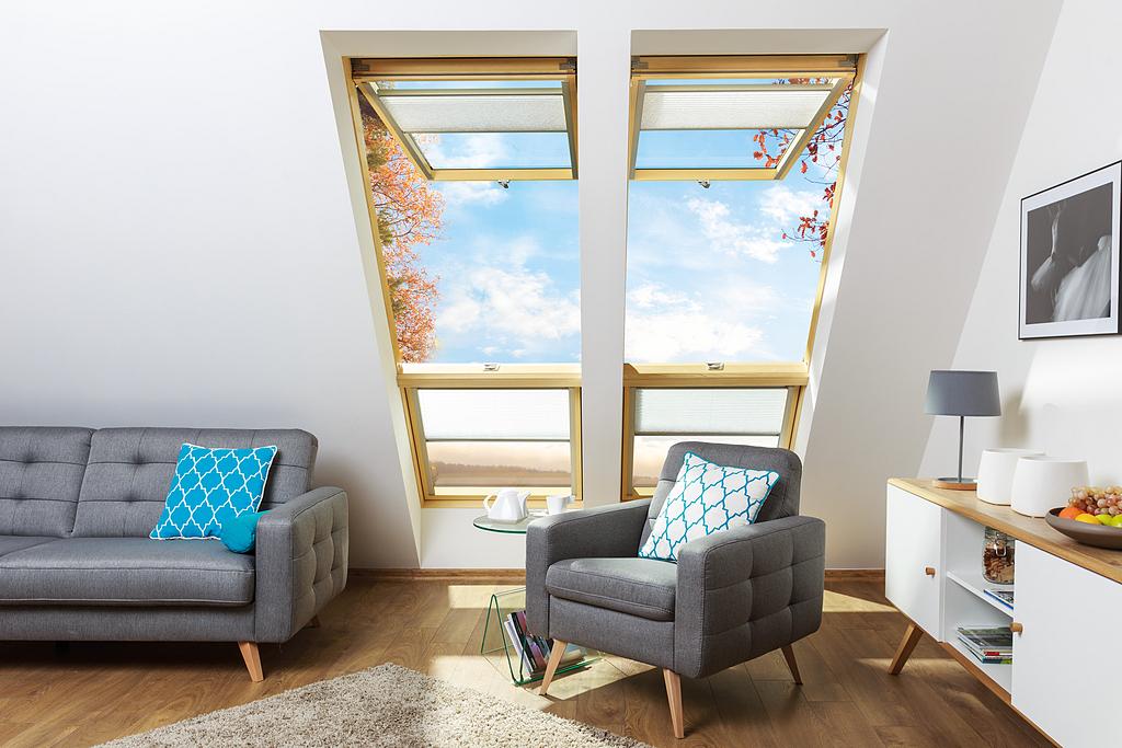 Roof Windows - FPP-V preSelect MAX