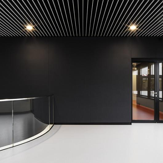 Acoustic Panel System in XFEL
