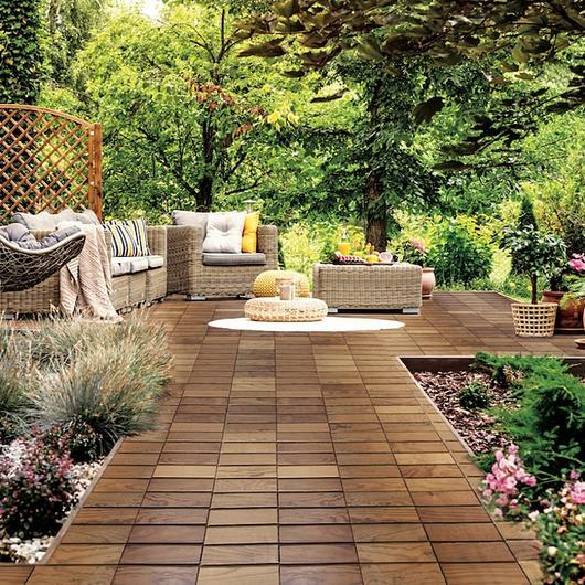 Deck Tiles Foresta
