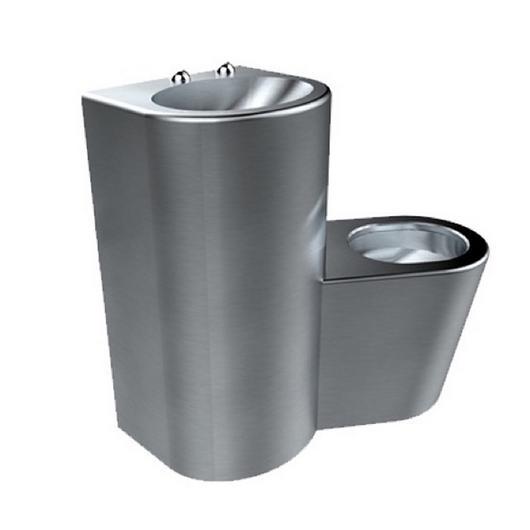 Toilets - Security Combination Unit / Britex