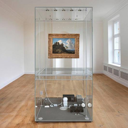 Museum Display Cases