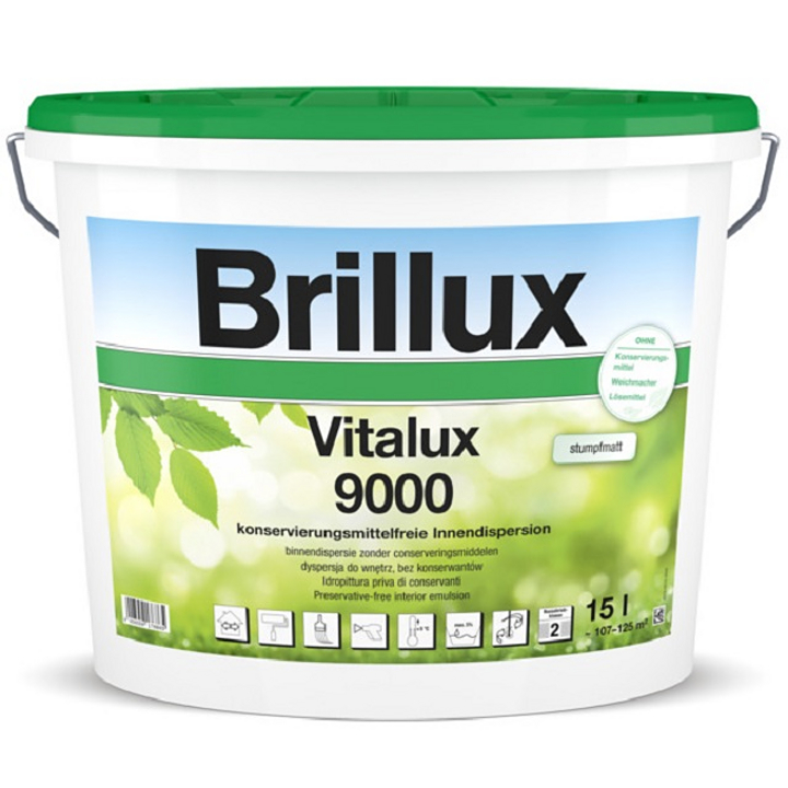 Emulsion Paint - Vitalux 9000