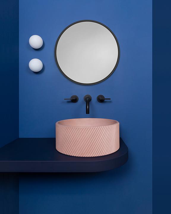 Concrete Sinks - Canvas Collection