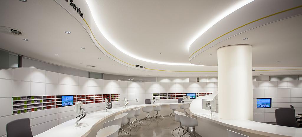 Sistemas acústicos para techo y pared - StoSilent