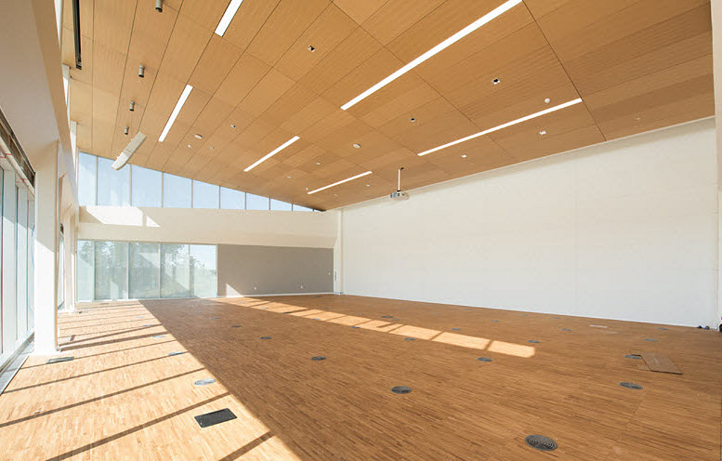 Integrating Operable Walls in a Space