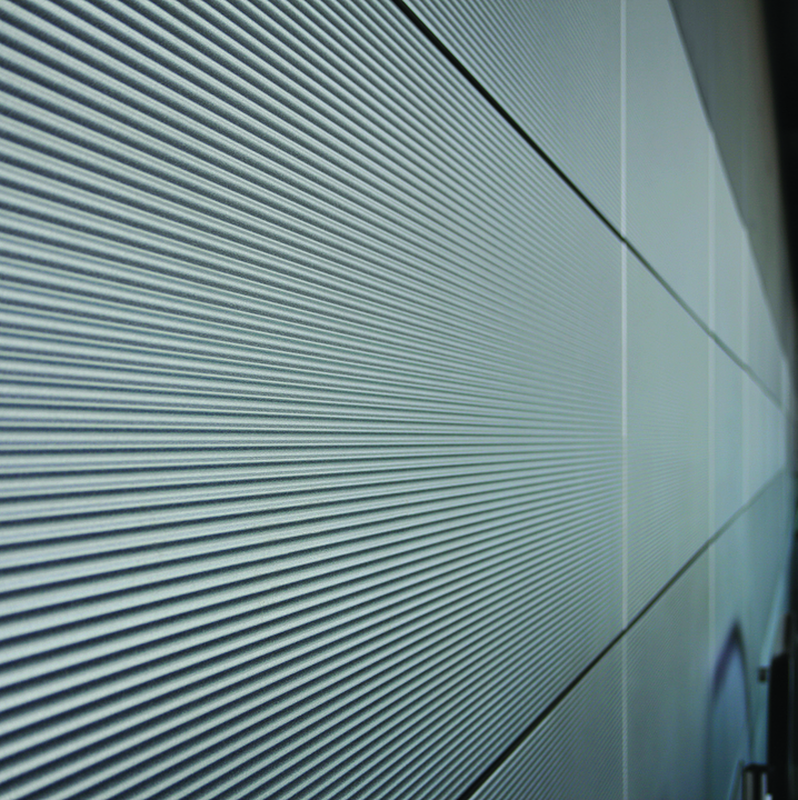 Metal Panel - TXTRWall Interior Panel System