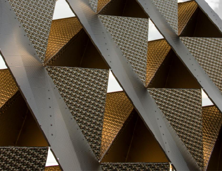Decorative Metals - Deep Textures