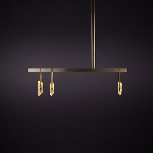 Pendant Light - Abacus / Christopher Boots