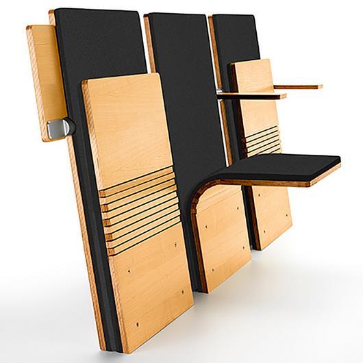 Fixed Folding Seat - JumpSeat®