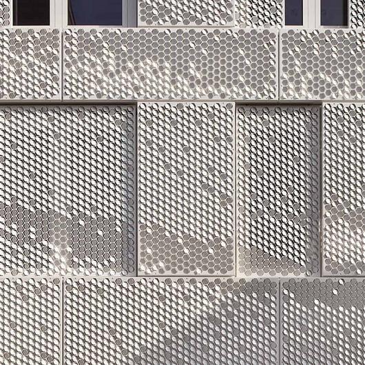 Decorative Metal Panel - MD Formatura / Metadecor