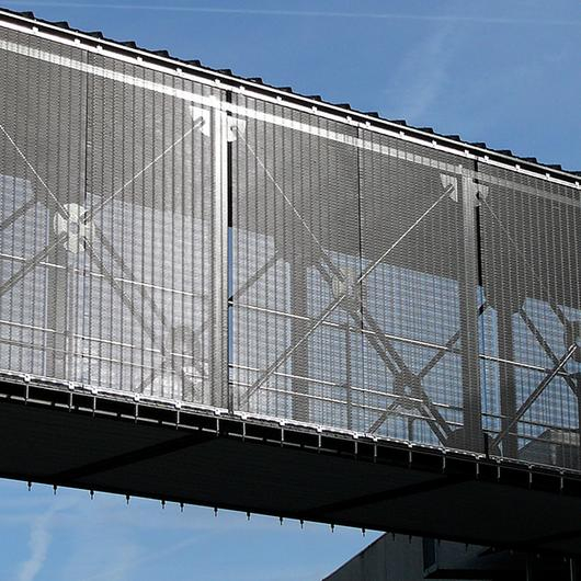 Wire Mesh for Safety and Security / HAVER & BOECKER
