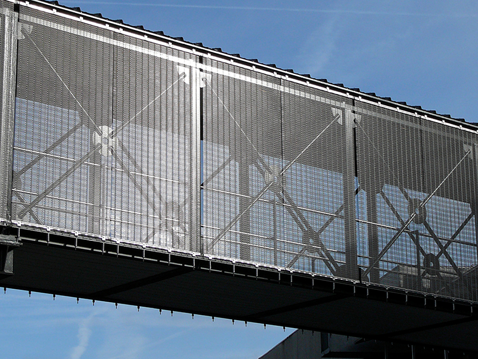 Wire Mesh for Safety and Security