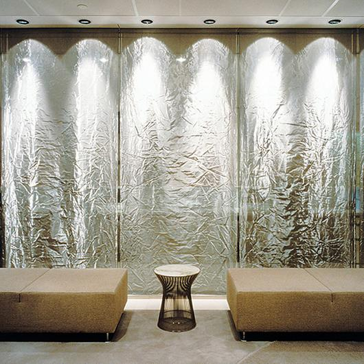 Interior Design with Wire Mesh