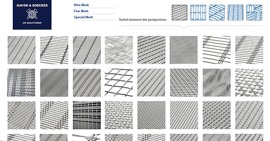 Haver & Boecker | Architectural Mesh