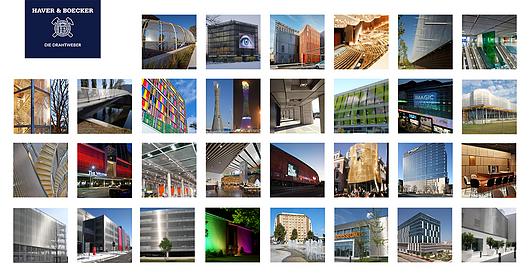 Haver & Boecker | Architectural Mesh