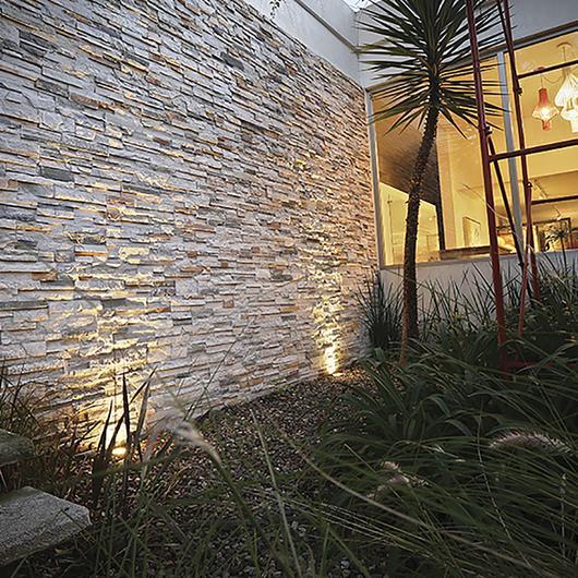 Revestimiento de piedra - Modelo Fast Set Careyes / Metaldesign