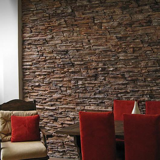 Revestimiento de piedra - Modelo Carolina Onix / Metaldesign