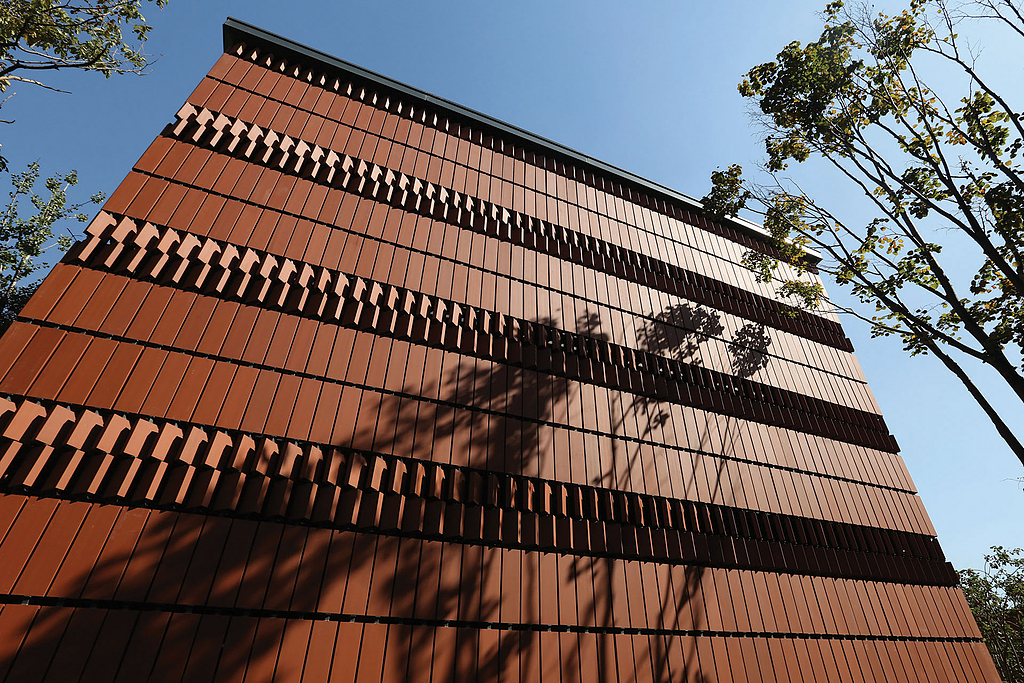 Terracotta Cladding - TC Rainscreen