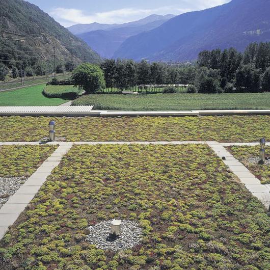 Impermeabilización para Cubiertas GreenRoof