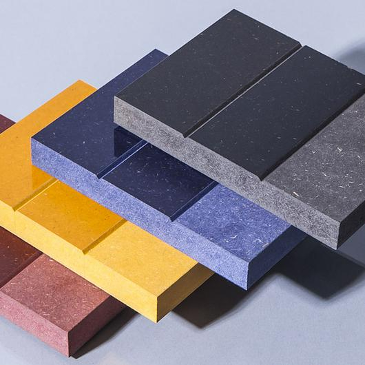 Decor Panels - Color MDF