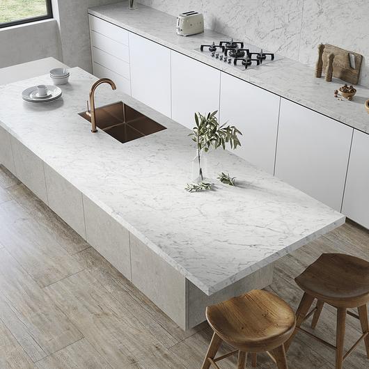 Porcelanato de gran formato XTONE - Carrara